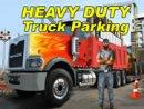 Heavy Duty Truck Parking Game