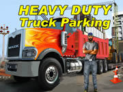 Heavy Duty Truck Parking Game