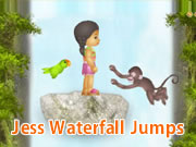 Jess Waterfall Jumps