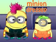Minions Dress Up