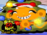Monkey Go Happy: Xmas Tree