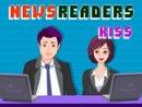 Newsreaders Kiss