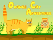 Orange Cat Adventure