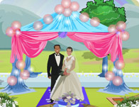 Outdoor Wedding Game