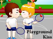 Playground Kiss