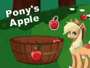 Pony's Apple