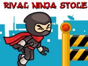 Rival Ninja Stole my Homework