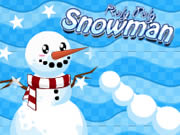 Roly Poly Snowman