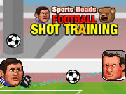 Sports Heads: Soccer Shot Training