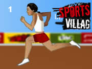 Sports Village: 400m Hurdles