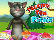 Talking Tom Picnic
