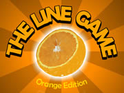 The Line Game: Orange Edition