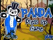 Panda Dressup Game