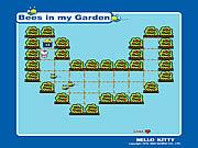 Hello Kitty Bees In My Garden