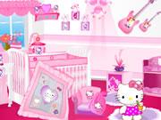 hello kitty room