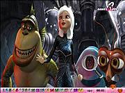 Hidden Numbers - Monster Vs Alien