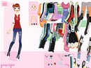 Kitty Girl Dressup