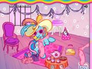 Little Pony Tea Party