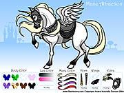 Mane Attraction Pony Dress up