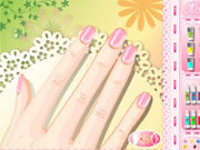 Nail Art Painting