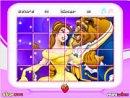 Princess Belle - Rotate Puzzle