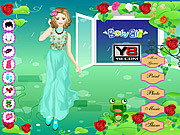 Rose Party Dress Up