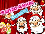 Santa Claus Dancing