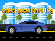 Valet Hotel Parking Game