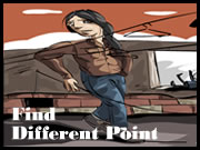 Find Different Point