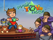 Magic Toy Rescue