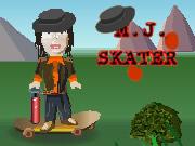 Michael Jackson Skater