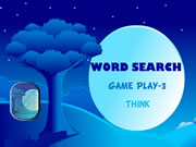Word Search Gameplay 3 - Think