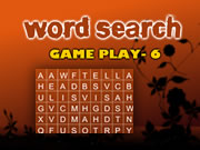 Word Search Gameplay 6