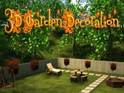 3d Garden Decoration