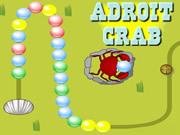 Adroit Crab