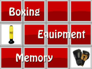 Boxing Equipment Memory