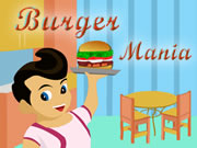 Burger Mania Decorate