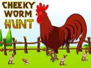Cheeky Worm Hunt