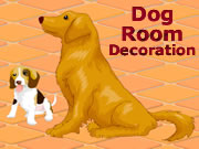 Dog Room Decoration