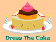 Dress The Cake