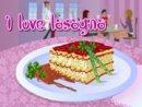 I Love Lasagna