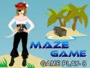 Maze Game - Game Play 8