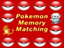 Pokemon Memory Matching