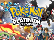 Pokemon Platinum Memory