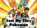 Sort My Tiles Pokemon