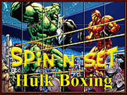 Spin n Set - Hulk Boxing