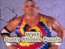WWE Dusty Rhodes Puzzle