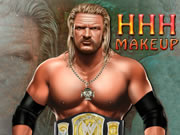 WWE HHH Celebrity Makeup