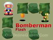 Bomberman Flash Game