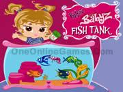 Bratz Babyz Fish Tank